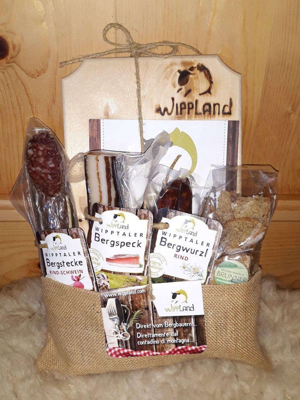 Geschenkideen von Wippland